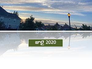 జూలై 2020 సంచిక