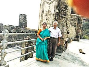 Venu Gopala Rao Family