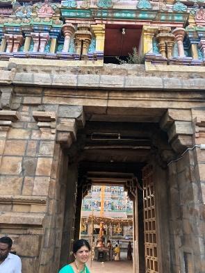 Thirumeyachur temple