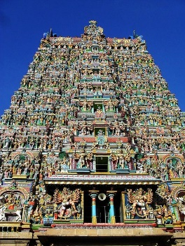 madhura-minakshi-temple