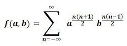 Ramanujan-theta-function